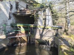 Die verfallende Kellenberger Mühle