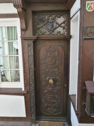 Historische Türen in der Altstadt