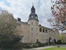Nordseite von Schloss Styrum