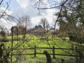 Anwesen oberhalb des Rumbachtals