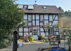 Fachwerkhaus in Hummerlsheim an der Dhünn