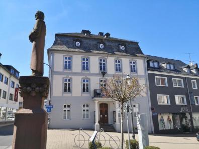 Historisches Gebäude am Johannismarkt