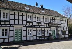 Die Rausmühle am Eifgenbach
