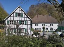 Die Coenenmühle an der Linnefe bei Dabringhausen