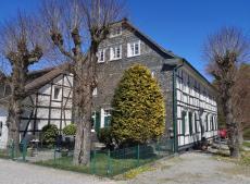 Hübsches Fachwerkhaus zwischen Stumpf und Kreckersweg