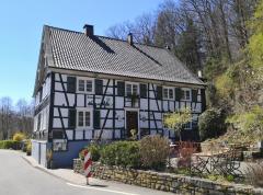 Die Neuemühle am Eifgenbach