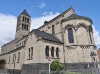 Die Hammer St. Blasius Kirche