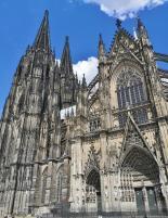 Südportal des Kölner Doms