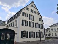 Haus Neuhofs an der Niederstraße von 1866