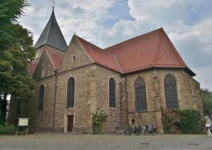 Kirche St. Martin im Ortszentrum