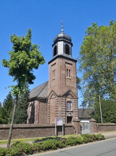 Ev. Kirche Rees-Mehr