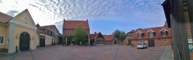 Panoramabild vom Berentzen Hof