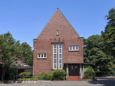 Historisches Schulgebäude in Herongen