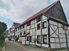 Fachwerkhäuser am Ostwall