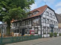 Gaststätte Alt Westerholt an der Schlosskapelle