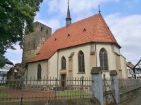 Alte Pfarrkiche St. Martinus, die frühere Schlosskapelle