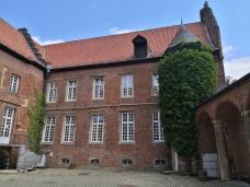 Innenhof von Schloss Herten