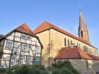 Chor der St.-Marien-Kirche