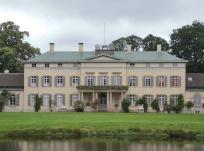 Hauptgebäude von Schloss Rastede