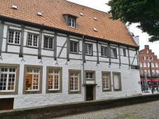 Das Beilmannsche Haus am Markt, Seitenansicht