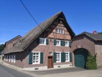 Das 1616 errichtetete Haus Geerkens in Schwaam