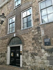Das älteste Haus der Stadt von 1273