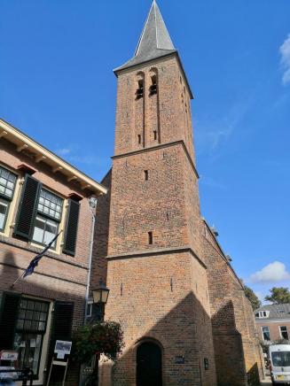 Gasthauskirche in der Gasthuisstraat