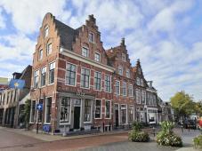 Prächtiges Haus an der Staße De Zijl