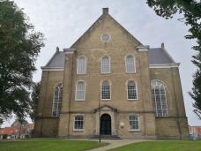 Frontseite der Grote Kerk