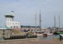 Moderne Hafenmeisterei