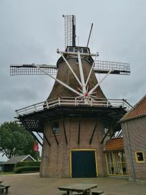 Windmühle: Korenmolen de Zwaluw