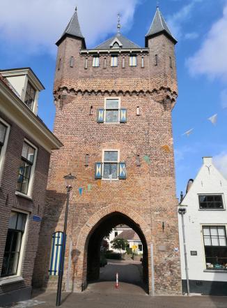 Das historische Stadttor
