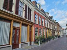 Häuser in der Grote Kerkstraat