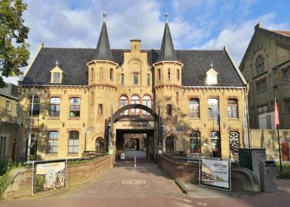 Historische Festung am Lammertsplein