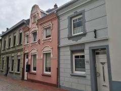 Stadthäuser in der Underberg-Straße