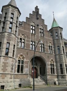 Portal des früheren Dominikanerklosters