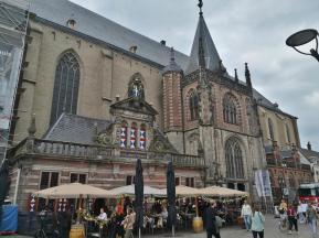 Grote Kerk Zwolle am Grote Markt