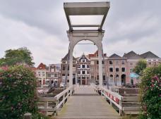Pelserbrugje über die Thorbeckegracht