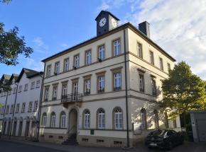 Rathaus von Baumholder