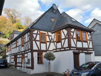 Wohnhaus in der Kirchberger Straße