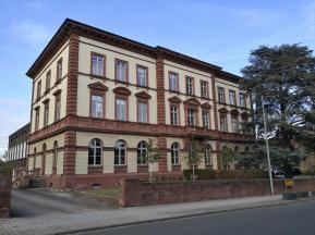 ehemaliges Amtsgericht, heute Finanzamt