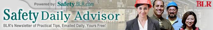 Safety Daily Advisor Newsletter