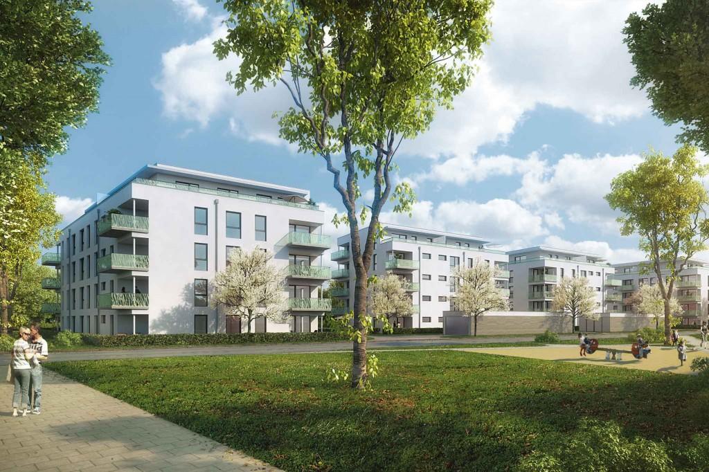 Eigentumswohnungen Bamberg  Bayerische Landessiedlung GmbH