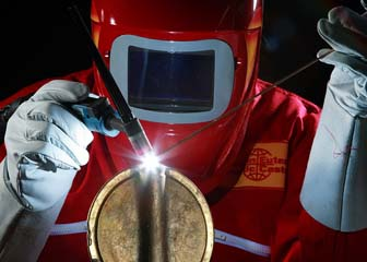 welders cutters solderers and brazers image