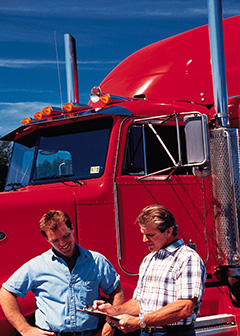 Heavy and Tractortrailer Truck Drivers  Occupational Outlook Handbook  US Bureau of Labor