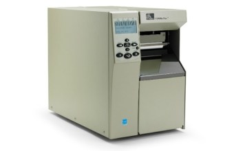 Zebra 105sl 300 dpi printer