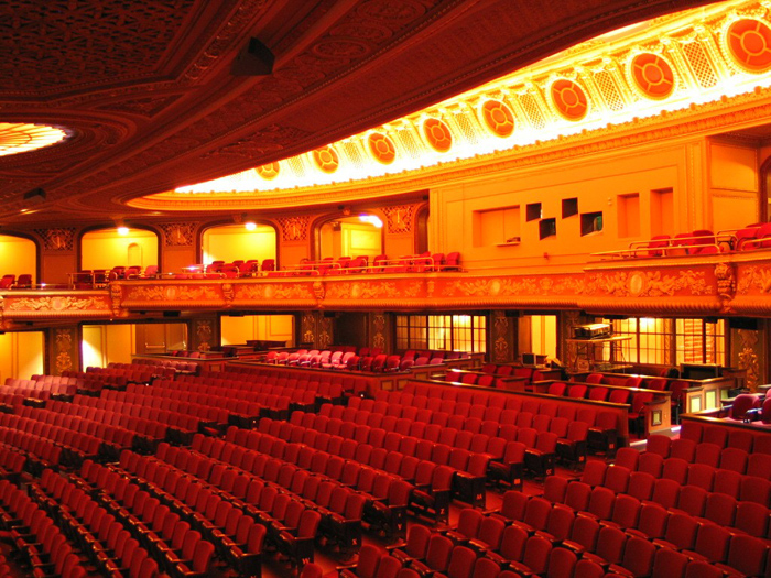 Live Theater And Performing Arts Audio Video And