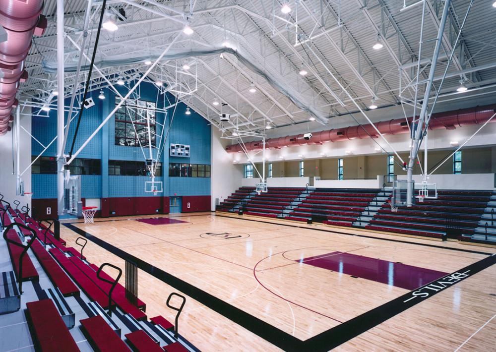 University of The Sciences in Philadelphia Athletic Recreation Center  BLTa