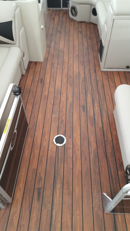 Pontoon Flooring