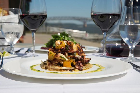 Wine and Dine riverside